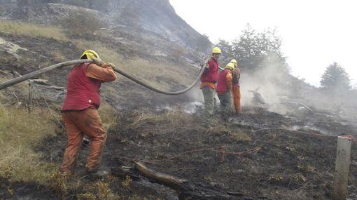 Gobierno chileno pidió ayuda internacional por incendio en la Patagonia