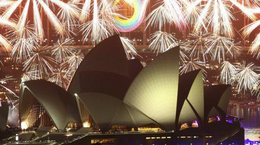 El 2012 ya se celebra en Nueva Zelanda, Australia y Samoa