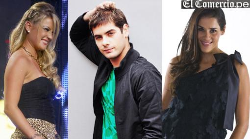 ¿Qué le depara el 2012 a Leslie Shaw, Andrés Wiese y Gianella Neyra?