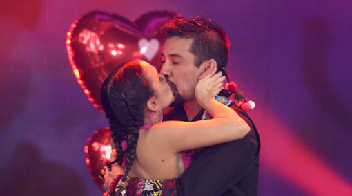 Aldo Miyashiro y Érika Villalobos se casarán por segunda vez en julio