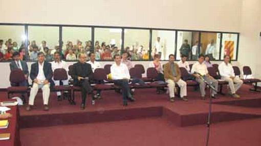 Dos ex integrantes de cúpula de SL saldrán libres en el 2013