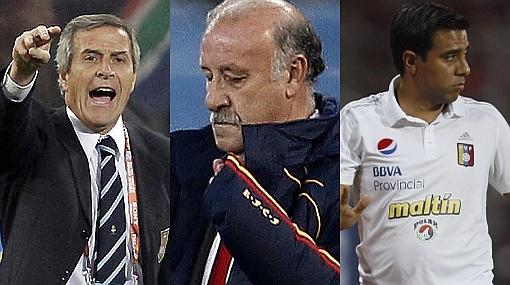 Tabárez, el mejor seleccionador del 2011 por delante de Del Bosque