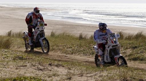 Motociclista peruano narró el accidente del piloto que murió en el Dakar