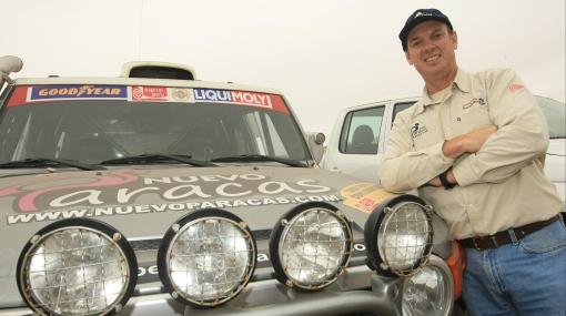 Rally Dakar: Juan Dibós condujo el primer auto peruano que cerró la segunda etapa
