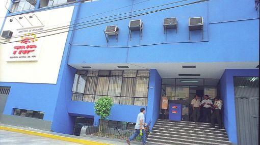 La PCM asume desde hoy TV Perú y Radio Nacional