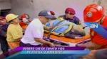 Obrero cayó del cuarto piso de un edificio pero sobrevivió - Noticias de esteban campodonico