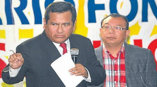 """Fuerza Social acusó a revocadores de """"sorprender a la ciudadanía"""""""