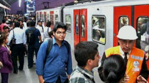 Amplían horario de prueba del tren eléctrico en las tardes