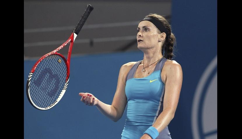 Federer avanzó a semifinales en Qatar, mientras que Clijsters se luce en Australia