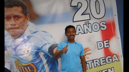 Roberto Palacios, el adiós a una carrera de títulos y 'chorrigolazos'