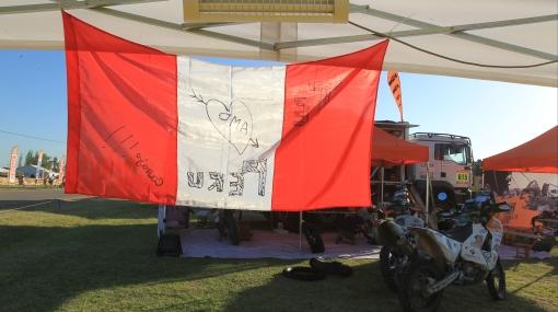 Dakar 2012: todos los pilotos peruanos culminaron la etapa de hoy