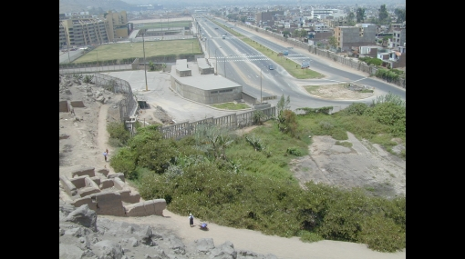 Ate y Ministerio de Cultura aún sin acuerdo por obra en Puruchuco