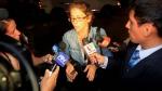 Lori Berenson volvió al Perú a seis días de vencer su permiso de viaje - Noticias de lautaro mellado