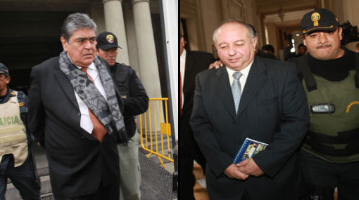 Procuraduría pide que Elías Ponce y Carlos Tomasio se queden en prisión