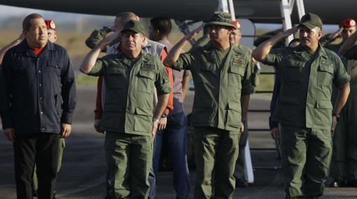 El nuevo ministro de defensa de Chávez está acusado de apoyar a narcos