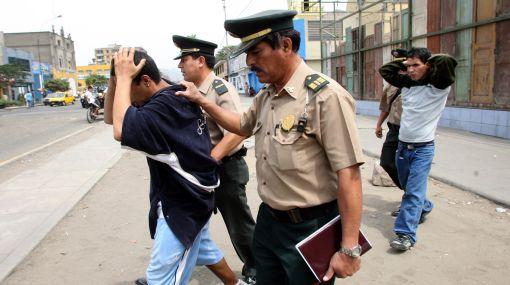 Ministerio Público registró un total de 448 mil 682 delitos el 2011