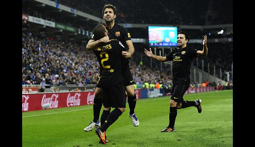 Los mejores momentos del clásico catalán Barcelona vs. Espanyol
