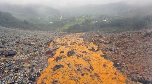 Más de 1.200 pasivos ambientales en Hualgayoc esperan ser remediados