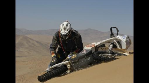 El Rally Dakar, un reto que no todos los competidores pueden cumplir