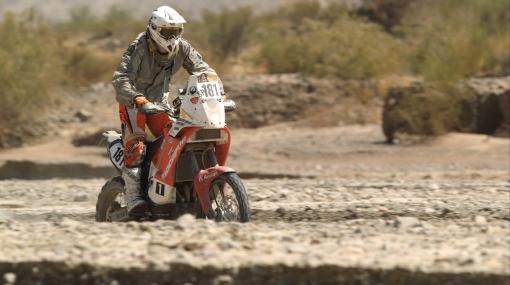 Rally Dakar: Felipe Ríos, el primer peruano en culminar la etapa de hoy