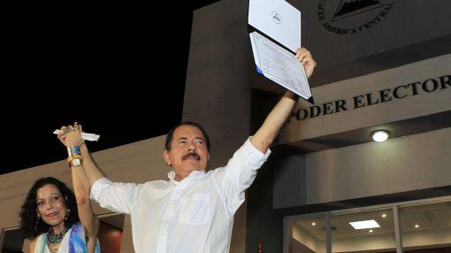 Daniel Ortega asume hoy su tercer mandato en Nicaragua