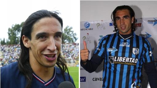 Germán Alemanno jugará con Pablo Vitti en el Querétaro de México