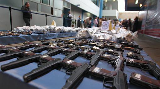 Licencias de 190 mil armas de fuego no fueron renovadas