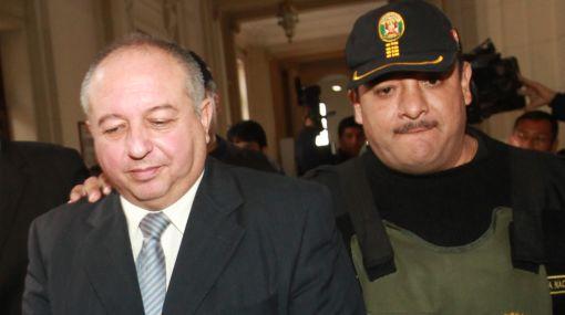 Caso BTR: Tomasio dejó penal Castro Castro para cumplir arresto domiciliario