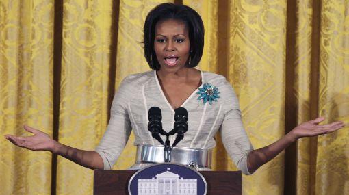 """Estados Unidos: Michelle Obama niega ser """"una negra irascible"""""""