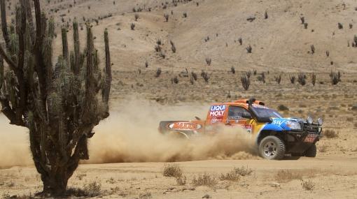 Otra baja peruana en el Dakar: equipo Duro 4x4 abandonó la competencia