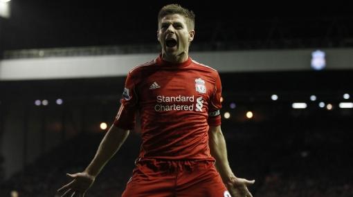 Steven Gerrard renovó contrato con Liverpool hasta su retiro