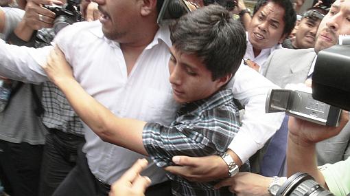 Caso Gastón Mansilla, un infierno de tres días en prisión por defenderse