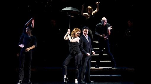 """Marco Zunino tras su debut en Broadway: """"Por lo menos no fregué nada"""""""