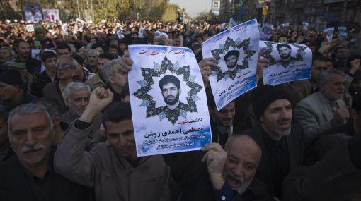 Detuvieron a implicados en muerte de científico nuclear en Irán