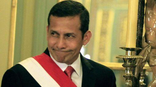 """Ollanta Humala a """"El País"""": """"Yo no soy de izquierdas"""""""