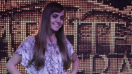 Hija de Sergio Galliani debutará como actriz en película de terror