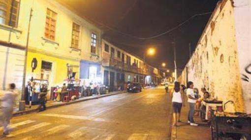 Más de 400 policías reforzarán seguridad en Cercado de Lima