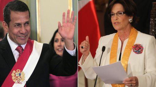 Popularidad: ¿Por qué Ollanta Humala sube y Susana Villarán baja?