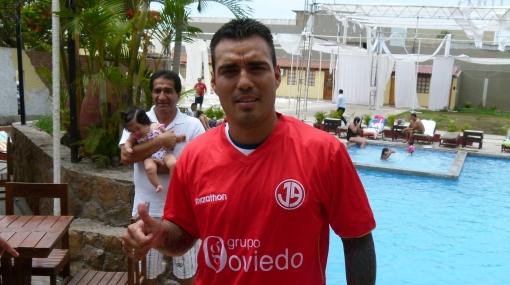 """Fleitas en Aurich: """"Estoy en el mejor equipo del fútbol peruano"""""""