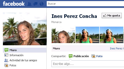 Inés Pérez Concha, la chilena que es repudiada en Twitter y Facebook