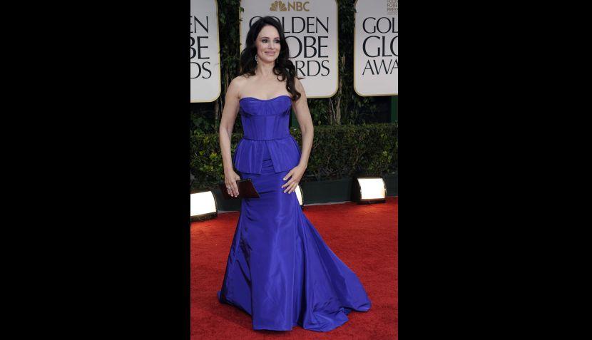 Belleza en los Globos de Oro: actrices y modelos lucieron sus mejores trajes
