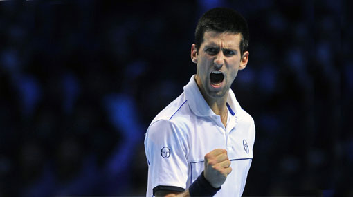 Djokovic arrasó en su primer partido del Abierto de Australia