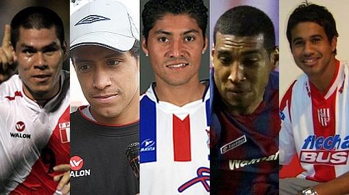 'Repatriados': peruanos que vuelven de ligas extranjeras al torneo local