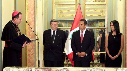 """Humala: """"El Perú pone reglas claras a las inversiones que quieran trabajar con el pueblo"""""""