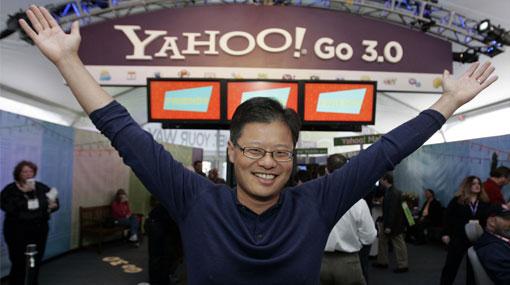 """Jerry Yang, el cofundador y """"Jefe de Yahoo!"""" dejó la compañía"""