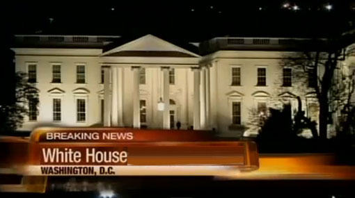 La Casa Blanca se cerró por una bomba de humo pero Obama no estaba