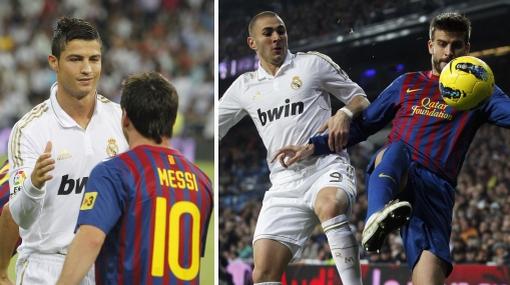 Real Madrid vs. Barcelona: hoy se juega el primer clásico del año