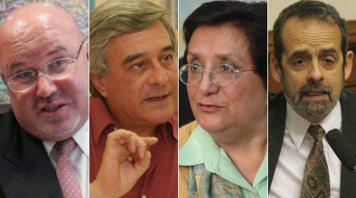 ¿Por qué no acudieron a votar la acusación constitucional contra Chehade?