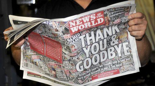 News Corp de Rupert Murdoch admite culpa y llega a acuerdos en casos de escuchas