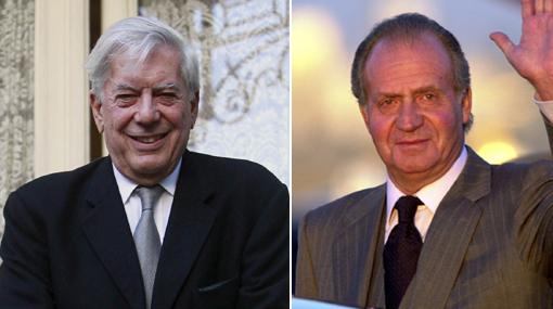 Rey de España refuerza pedido para que MVLL presida Instituto Cervantes